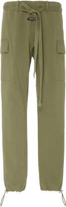 Fear Of God Jiujitsu Cotton-Canvas Straight-Leg Pants Size: S