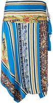 Etro printed skirt - women - Silk/Acetate - 44