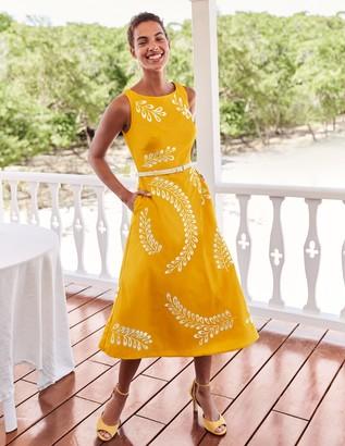 Fenella Embroidered Dress