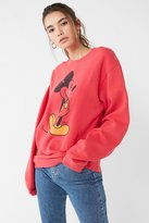 Junk Food Clothing Mickey Mouse Crew-Neck Sweatshirt