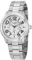Stuhrling Original Women's 807.01 Classic Regal MF Analog Display Quartz Silver Watch