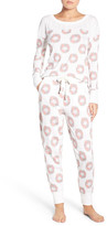 Honeydew Intimates Fleece Pajama Set