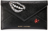 Marc Jacobs Sequin Hand to Heart Envelope Pouch
