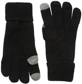 Bench Women's Rivelin B Cable Knit Gloves