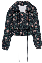 Isabel Marant Packal Quilted Cropped Jacket