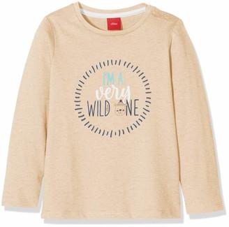 S'Oliver Baby_Girl's 65.810.31.8367 Longsleeve T - Shirt