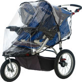 InStep Deluxe WeatherShield for Double Swivel Wheel Stroller