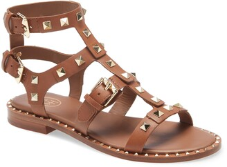 Ash Pacific Studded Strappy Sandal