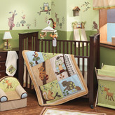 Lambs & Ivy Enchanted Forest 5 Piece Crib Bedding Set
