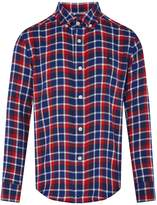 Polo Ralph Lauren Boys Multi-Coloured Check Long Sleeve Shirt
