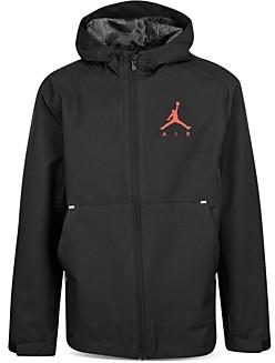 Jordan Boys' Air H2O Block Hooded Jacket - Big Kid