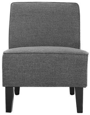 Sharell Side Chair Ebern Designs Upholstery Color: Gray