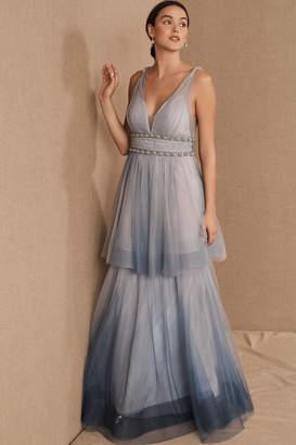 Marchesa Weaver Wedding Guest Dress