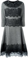 Ermanno Scervino lace hem dress