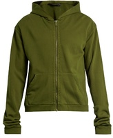 Haider Ackermann Perth Hooded Cotton Sweatshirt