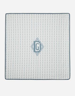 Dolce & Gabbana Jersey Blanket With Bandana Print