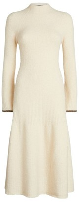 Proenza Schouler Textured Knit Dress