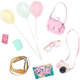Glitter Girls Glitter Travel Accessory Set