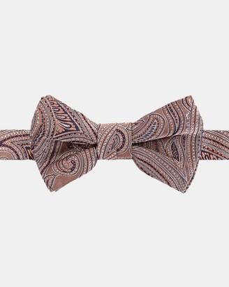 Ted Baker ROMBOW Silk bow tie
