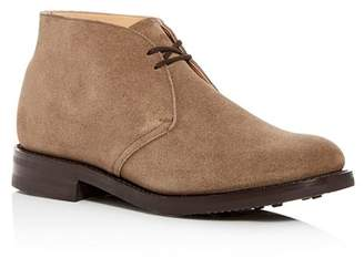 Church's Men's Ryder Suede Chukka Boots