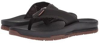 Freewaters Magic Carpet (Black) Men's Sandals