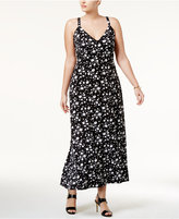 MICHAEL Michael Kors Size Verbena Maxi Dress