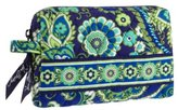 Vera Bradley Small Cosmetic in Rhythm Blues