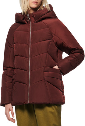 Andrew Marc Yorkshire Sporty Puffer