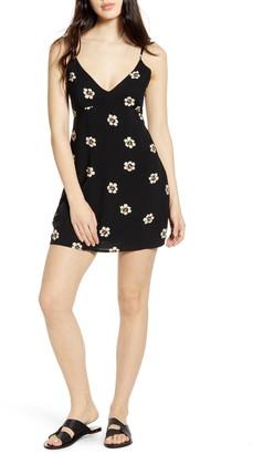 LIRA Marlowe Floral Print Tank Minidress