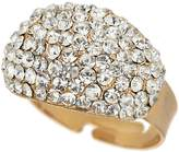 Mikey OBLONG STYLE CRYSTAL RING
