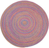 Colonial Mills Allie Reversible Braided Round Rug