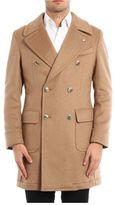 L.b.m. 1911 Coat In Wool And Camel