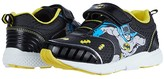 Josmo Kids Batman Sneaker (Toddler/Little Kid) (Black/Yellow) Boy's Shoes