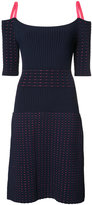 Jason Wu ribbed knit dress - women - Viscose - M