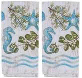 Rosecliff Heights Ocean Tide Hand Towel