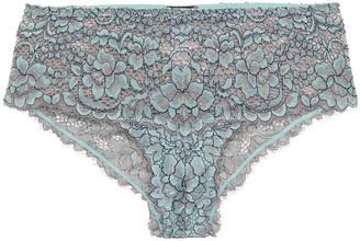 Cosabella Preta Corded Lace Mid-rise Briefs