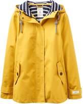 Joules Waterproof hooded jacket