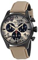 Alpina Startimer Pilot Chronograph Men's Watch 372MLY4FBS6