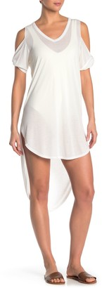 L-Space May's Cover-Up T-Shirt Dress