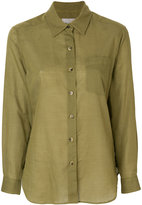 Margaret Howell classic chest pocket shirt