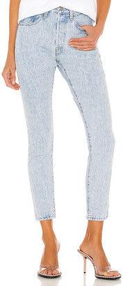 Levi's 501 Skinny Jean. - size 24 (also