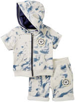 True Religion Wave Hookup 2-Piece Set (Baby Boys)
