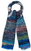 Chanel Tweed We Need Shawl