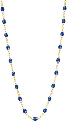 Lapis Bead Classic Gigi Necklace