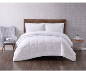 Truly Soft Seersucker Full/Queen Down Alternative Comforter