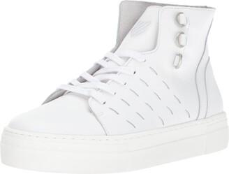 K-Swiss Women's Modern High Sneaker