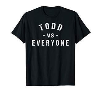 Victoria's Secret Todd Name Gift Todd Everyone T-Shirt