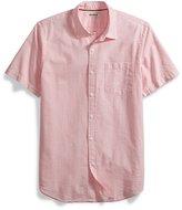 Goodthreads Men's Short-Sleeve Seersucker Shirt