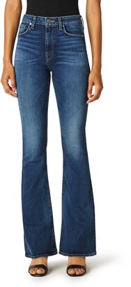 Hudson Holly High Waist Flare Jeans