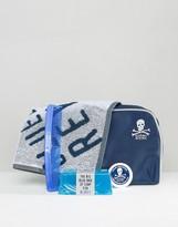 Bluebeards Revenge Body Kit & Toiletry Bag